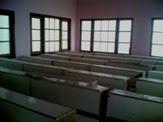 Spacious Class Rooms