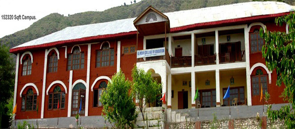 Al-Noor college of education building