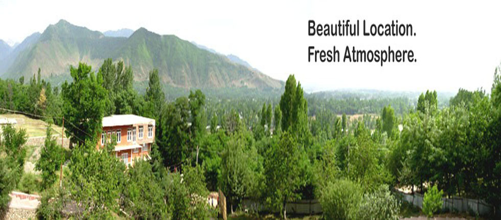College of education located at Beautifull location in bandipora